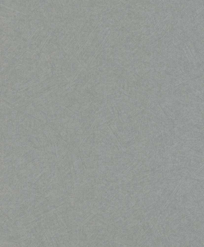 Tapete Vlies Putz-Design Grau Glitzer Rasch Textil 229447