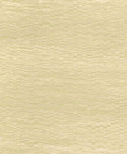 Tapete Vlies Gestreift gelb grün Metallic Rasch Textil 229539