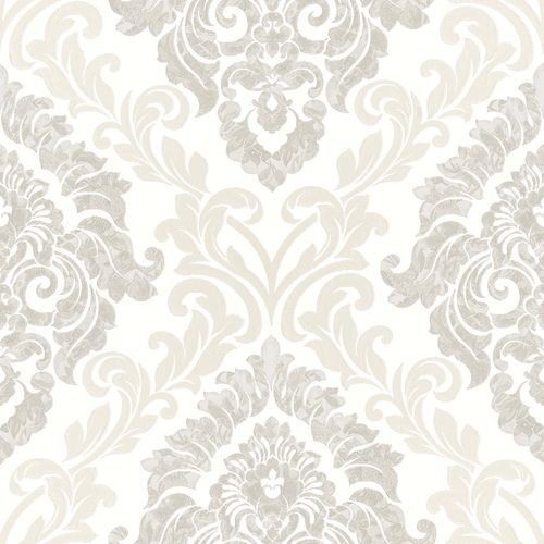 barock tapete ornament klassik vliestapete schwarz metallic 13110 70. Black Bedroom Furniture Sets. Home Design Ideas