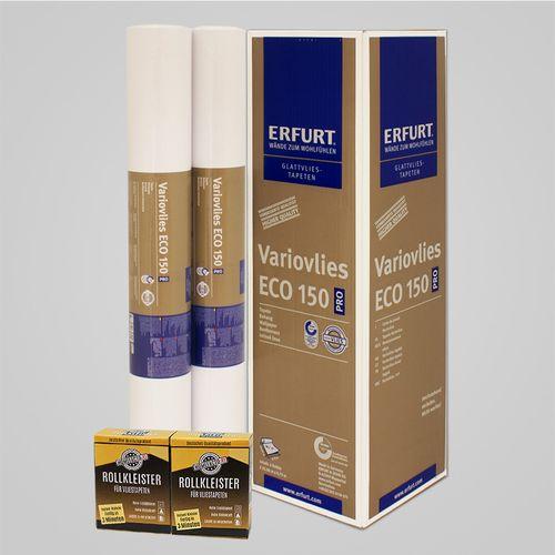 2x Lining Paper Erfurt EcoVlies EV150 | Wallpaper Paste online kaufen