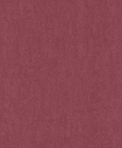 Vlies Tapete Rasch Meliert Struktur rot 402384