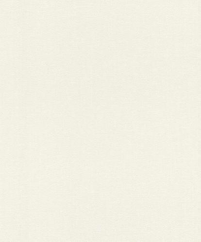 Vlies Tapete Rasch Struktur Uni Design creme 402421