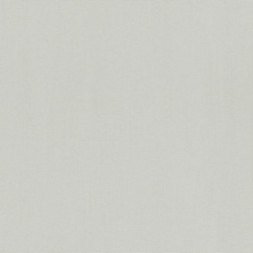 Vlies Tapete Struktur Einfarbig grau Rasch 411874