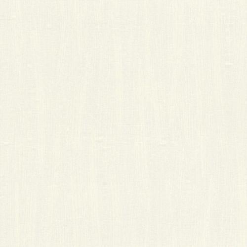 Vlies Tapete Struktur Einfarbig weiß Rasch 411904