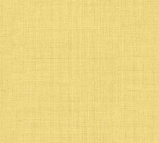 Michalsky Tapete Vlies Einfarbig Textil gelb AS 36517-4