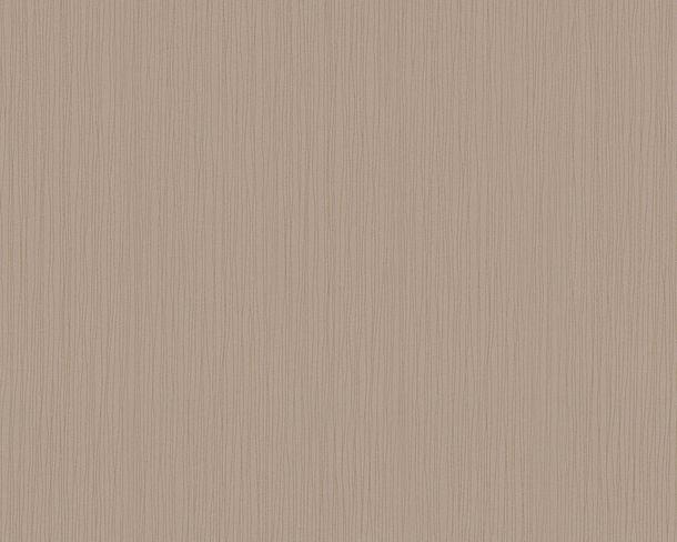 Tapete Vlies Struktur Liniert hellbraun Glanz 7855-10 online kaufen