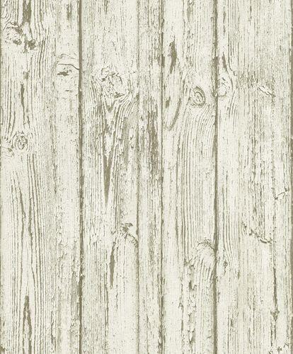 Tapete Vlies Holz Vintage beige braun Rasch 862911 online kaufen