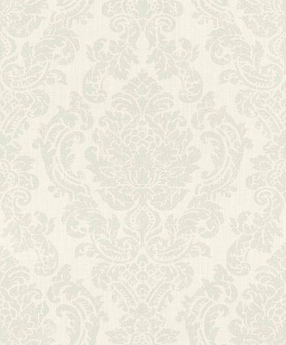 BARBARA Home Wallpaper Ornament cream white green 522730