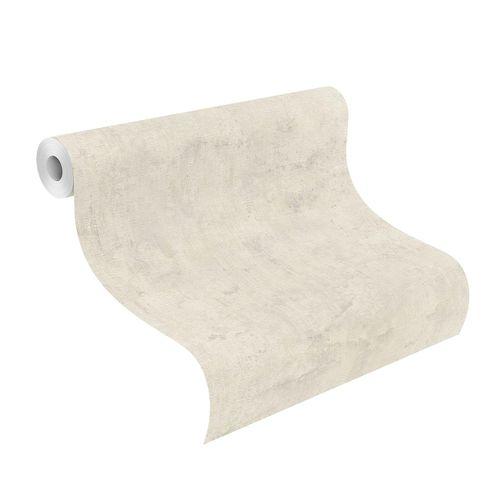 Non-woven wallpaper Rasch plaster wall grey 407358 online kaufen