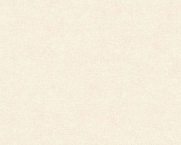Non-Woven Wallpaper Plain Baroque cream 36720-5