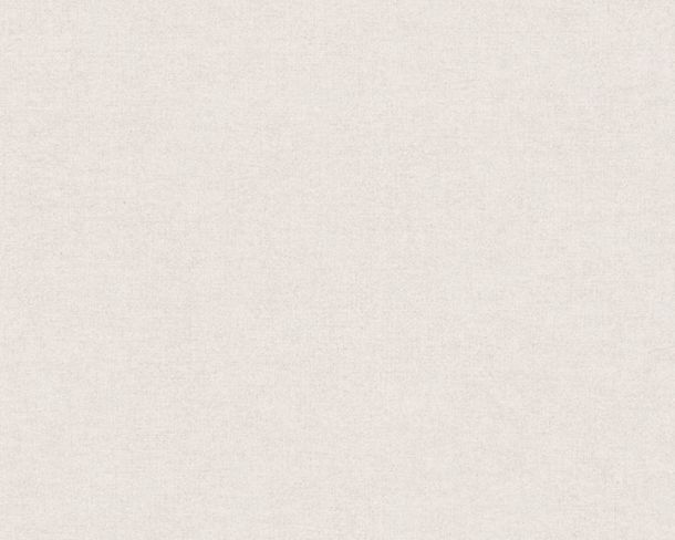 Non-Woven Wallpaper Plain Baroque cream beige 36720-6