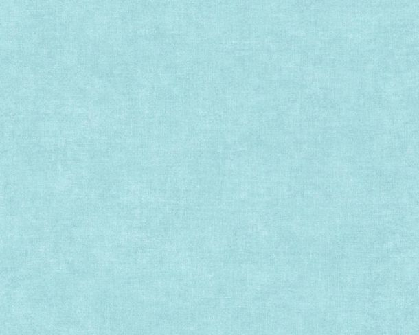 Non-Woven Wallpaper Plain Baroque light blue 36720-9