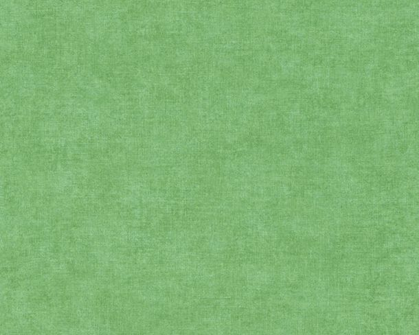 Non-Woven Wallpaper Plain Used Look green 36721-2