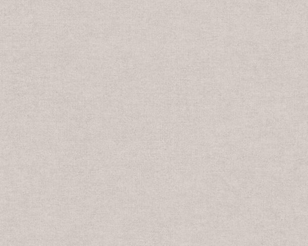 Non-Woven Wallpaper Plain Used Look beige grey 36721-4