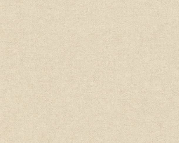 Non-Woven Wallpaper Plain Used Look beige 36721-6
