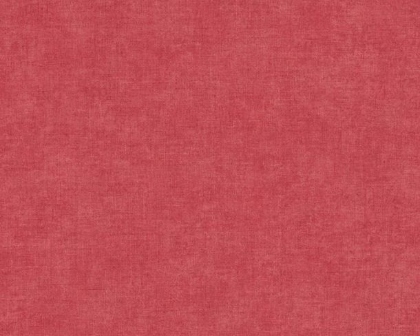 Non-Woven Wallpaper Plain Used Look red 36721-8