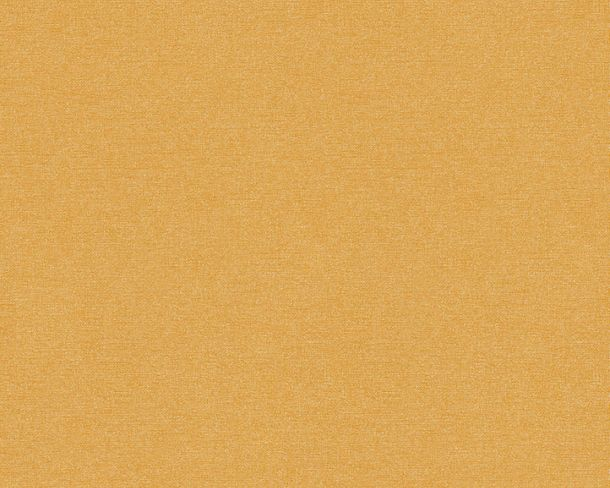 Non-woven Wallpaper Plain orange Linen Style 36761-8
