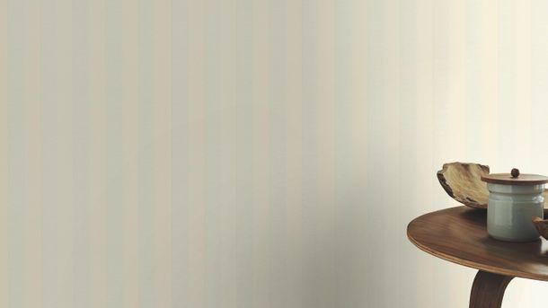 Satintapete Gestreift creme Glanz Rasch Trianon 532319 online kaufen