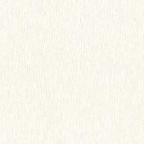 Tapete Vlies Einfarbig Liniert weiß Glanz Rasch 532807 online kaufen