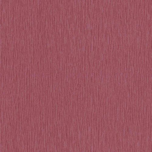 Satin Wallpaper Structure red Gloss Rasch 532852