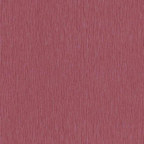 Satintapete Struktur rot Glanz Rasch Trianon 532852