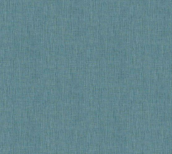 Tapete Vlies Textil-Optik blau gold Metallic 36976-3 online kaufen