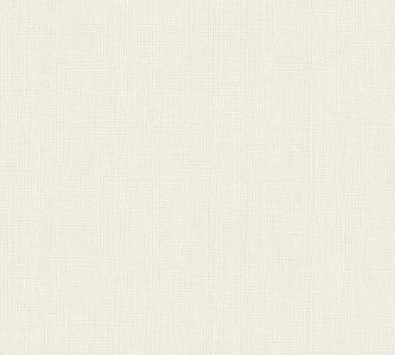 Tapete Vlies Textil-Optik creme grau 36976-4