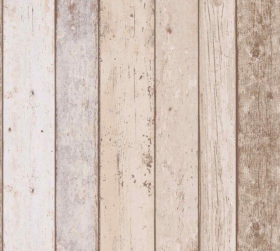 Tapete Holz Used Look creme braun 8999-10 online kaufen