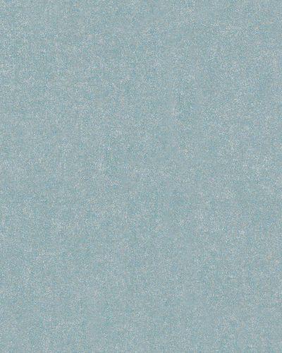 Vliestapete Einfarbig Textil blau taupe weiß 31228
