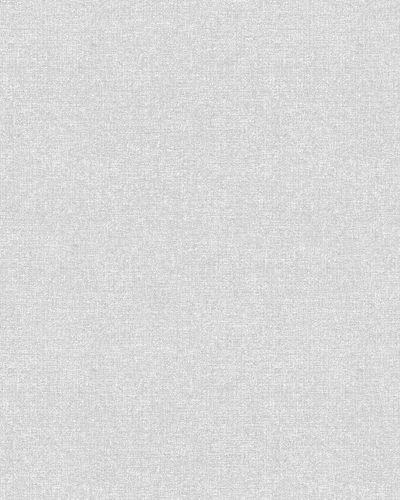 Vliestapete Einfarbig Textil weiß grau 31230 online kaufen