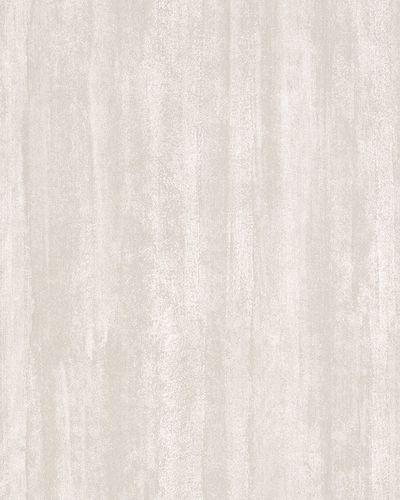 Vliestapete Liniert Vintage grau weiß 31209