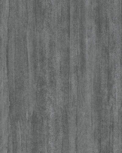 Vliestapete Liniert Vintage grau schwarz 31205