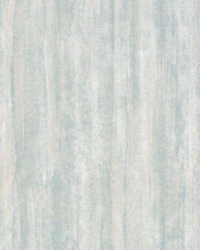 Vliestapete Liniert Vintage beige blau weiß 31202 online kaufen
