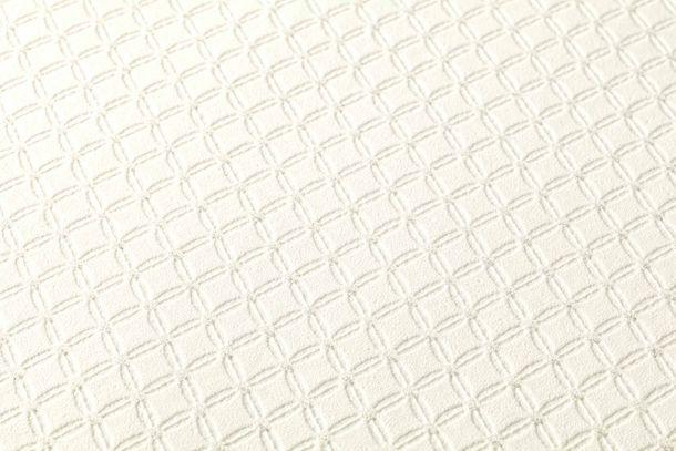Vliestapete Chesterfield weiß silber Glitzer 36897-2 online kaufen
