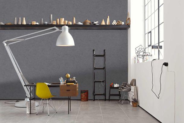 Vliestapete Beton-Optik Vintage anthrazit 36911-5 online kaufen