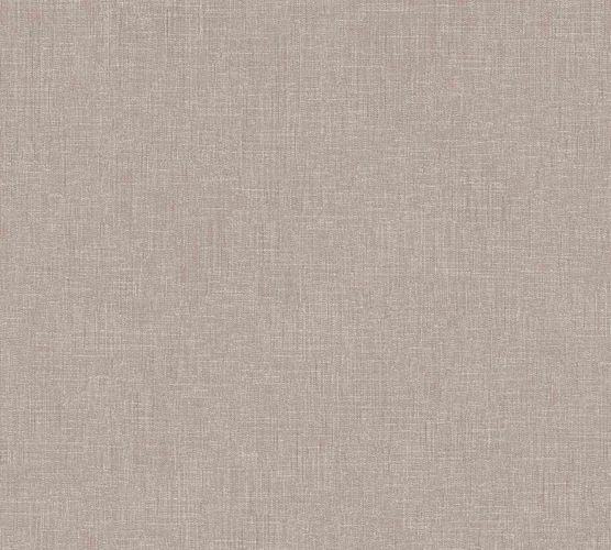 Non-Woven Wallpaper Textile Look Uni brown beige 36922-4 online kaufen