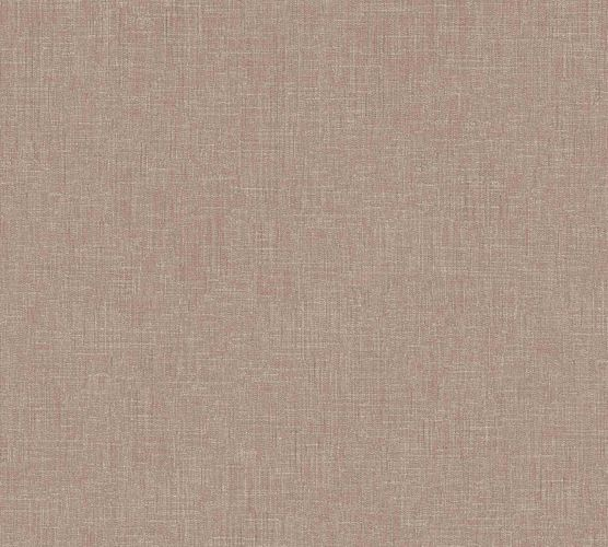 Non-Woven Wallpaper Textile Look Uni brown 36922-5 online kaufen