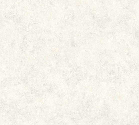 Non-Woven Wallpaper Concrete Vintage cream white grey Gloss 36924-5
