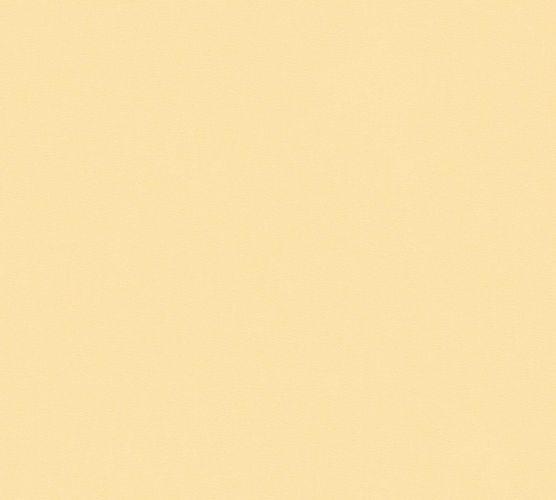 Non-Woven Wallpaper Uni Textile Look orange 36932-6
