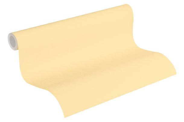 Non-Woven Wallpaper Uni Textile Look orange 36932-6 online kaufen