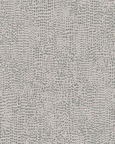 Non-Woven Wallpaper dots cream beige metallic 31304