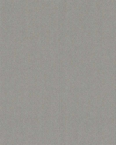 Non-Woven Wallpaper knitting cream beige metallic 31311