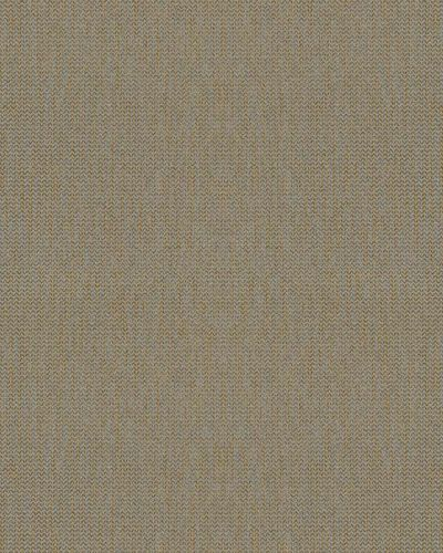 Non-Woven Wallpaper knitting brown grey metallic 31314
