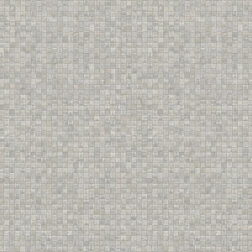 Vliestapete Mosaik Design grau taupe Platinum 83940 online kaufen