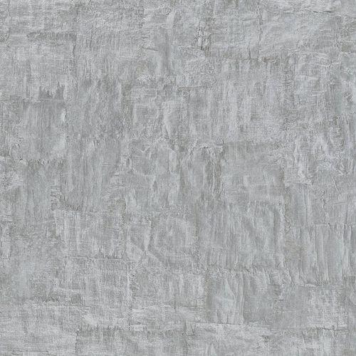 Vliestapete Kellenputz Optik grau silber Metallic 83970 online kaufen