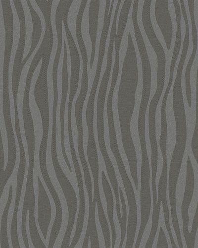 Tapete Vlies Streifen Zebra anthrazit Glanz Casual 30401 online kaufen