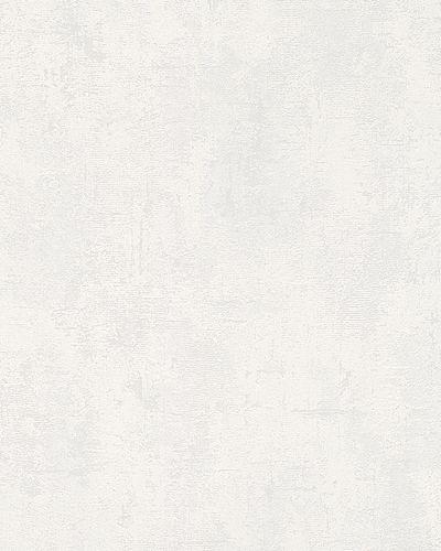 Non-Woven Wallpaper Concrete Look white grey 6714-10 online kaufen