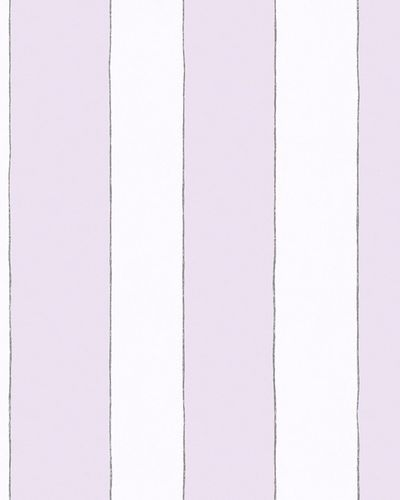 Kids Wallpaper Wide Stripes pink white Jonas Koetz 31103 online kaufen