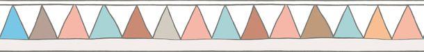 Kids Border Spikes colourful white Jonas Koetz 46516 online kaufen