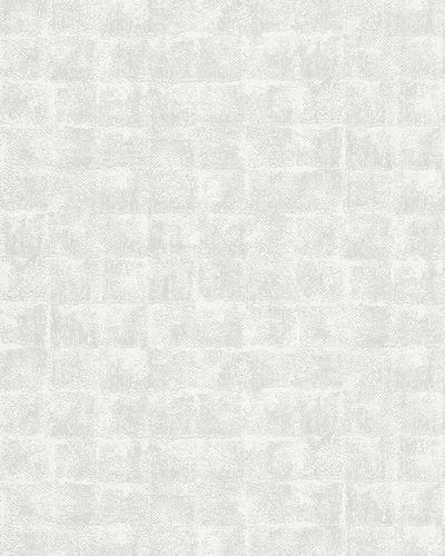 Vliestapete Used Viereck weiß hellgrau Glanz Marburg 30826 online kaufen